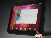 HP TouchPad WebOS event
